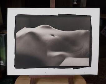 Platinum/Palladium Print: Johanna No. 4982 8x12