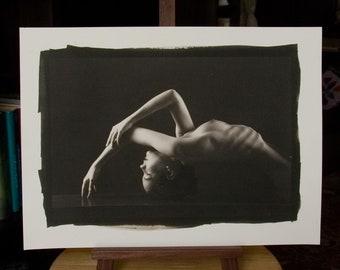 Nude Platinum/Palladium Print: Viktory No. 41928 12x8