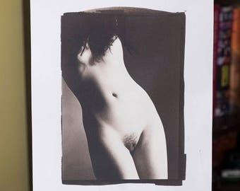 Palladium Print: Johanna No. 2458