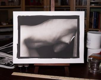 Platinum Prints - Nude