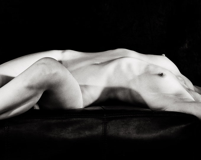 Featured listing image: Sarah Voss Nude No. 8011 Fine Art Baryta Print