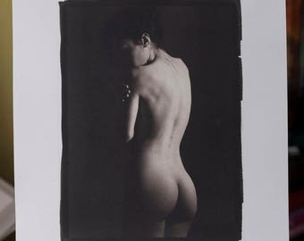 Platinum Prints - Nude