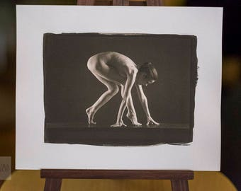 Nude Palladium Print: Viktory No. 41983