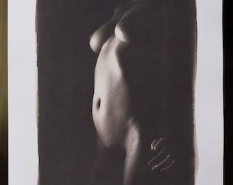 Platinum/Palladium Print: Freya No. 0857