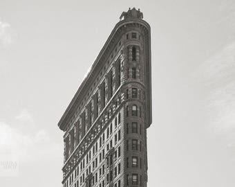 Flatiron Building No. 3369 (5x7)