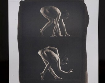 Nude Palladium Print: Viktory No. 7219