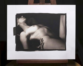 Nude Platinum/Palladium Print: Sarah No. 3891