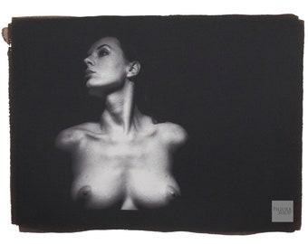 Palladium Print: Nude No. 160802 #1