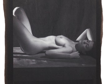 Palladium Print: Mikym Nude No. 180203 #1
