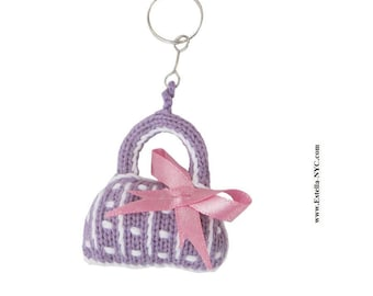 Purse Backpack Charm by Estella