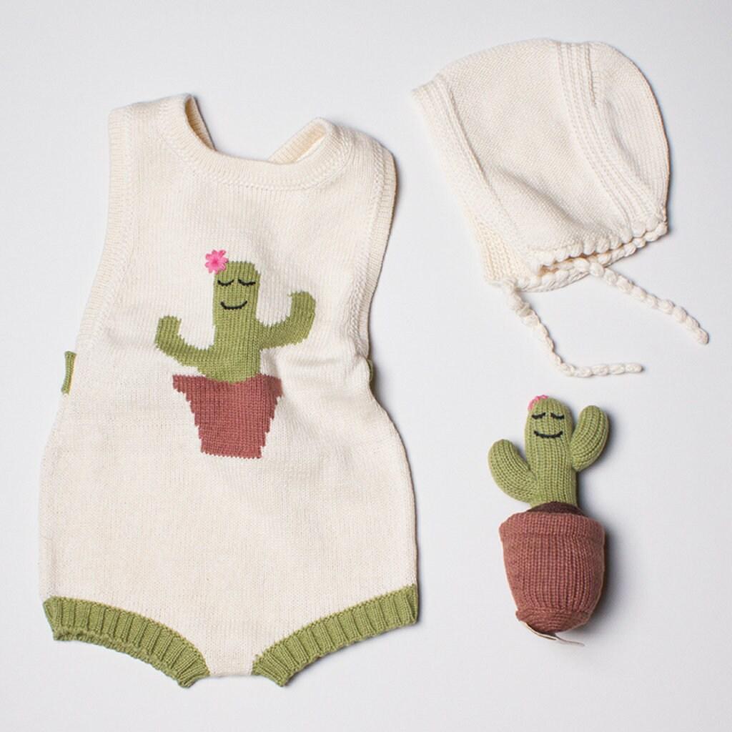 831dd0b584c Estella Organic Cotton Baby Gift Set With Bonnet Hat Handmade
