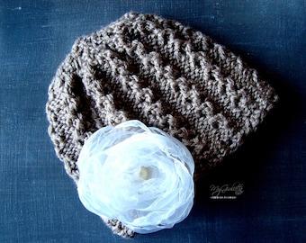 Cappello Uncinetto Neonato Cappellino Per Neonata Etsy