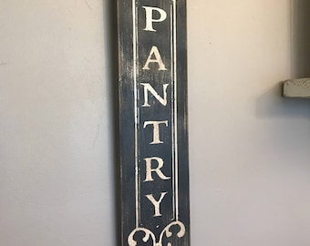 Pantry Kitchen Sign