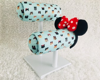 Teal Disney Kitties- Different Base Colors Available