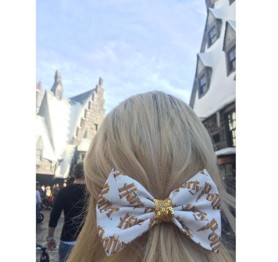 """<Span Data Inner Title="""""""">Harry Potter Bow</Span> by Etsy"""