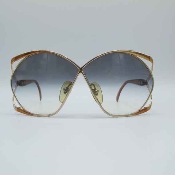 ab9072e342 CHRISTIAN DIOR sunglasses vintage Oversized sunglasses cat | Etsy