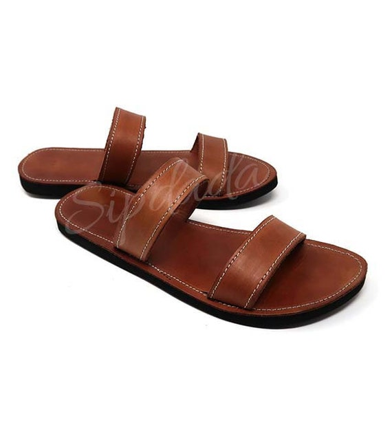 eeb37c037 Mens sandals Leather sandals