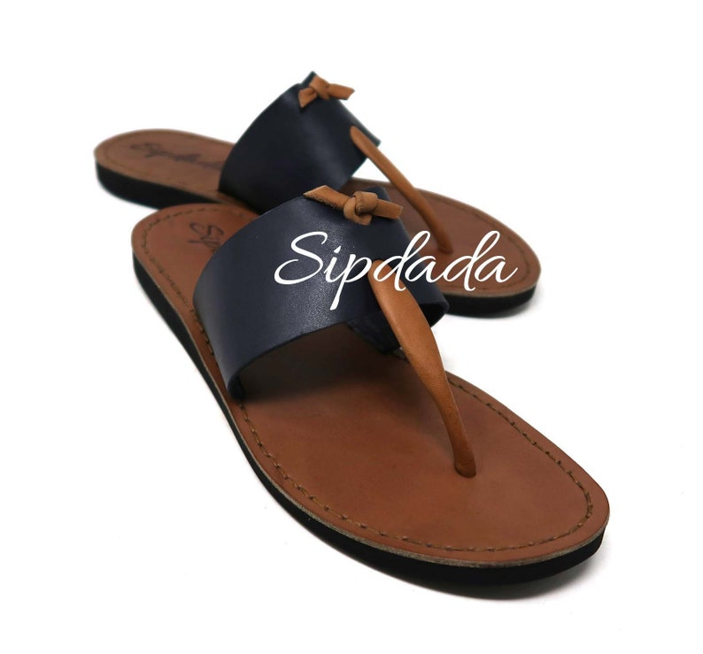 42e53b424fb2b Blue leather sandals, maasai sandals, Masai sandals, Greek sandals, Womens  shoes, African sandals, African fashion