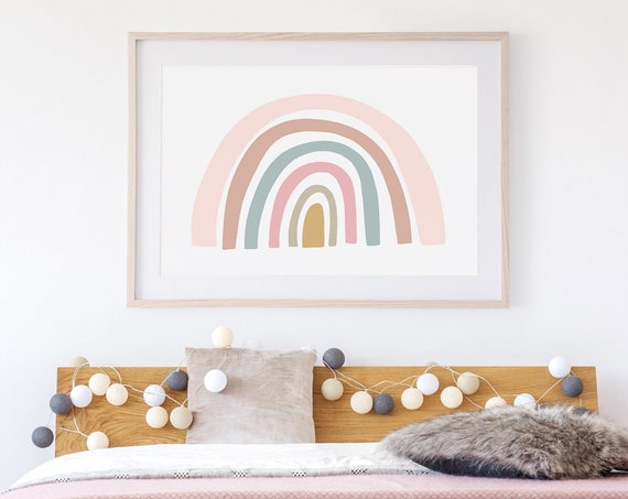 Rainbow Print - Digital Download