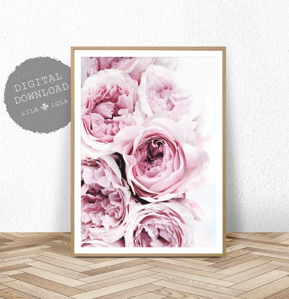 Peony Print - Digital Download