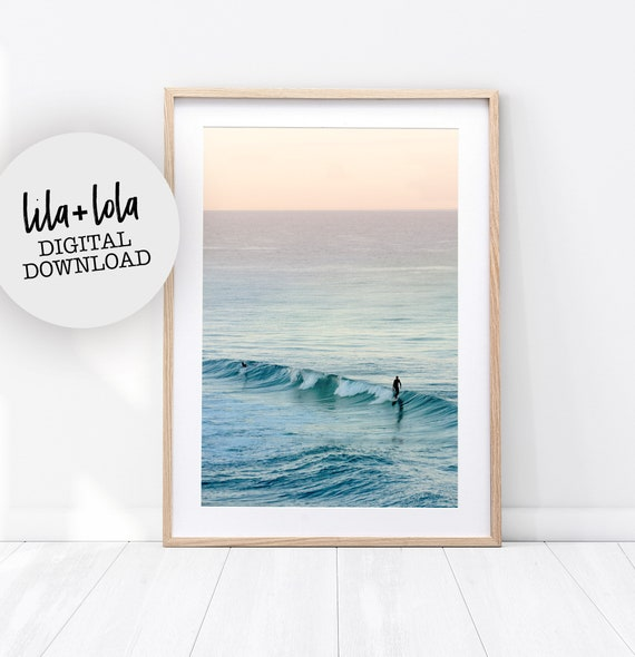Surf Print - Digital Download