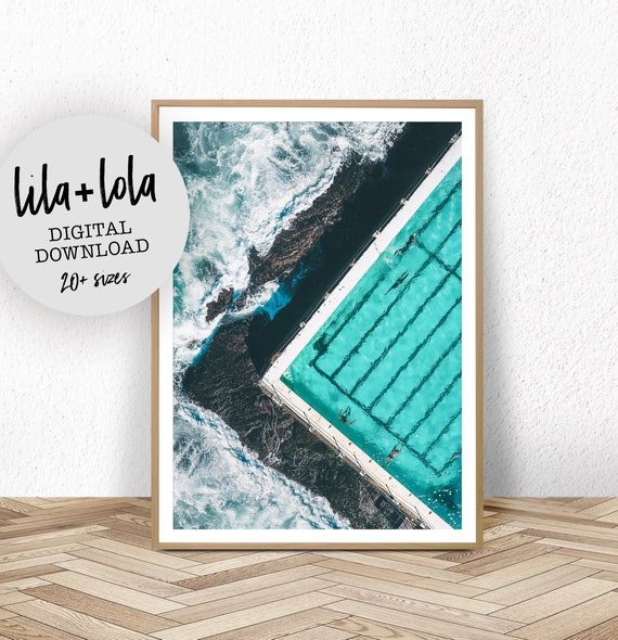 Bondi Beach Print - Digital Download