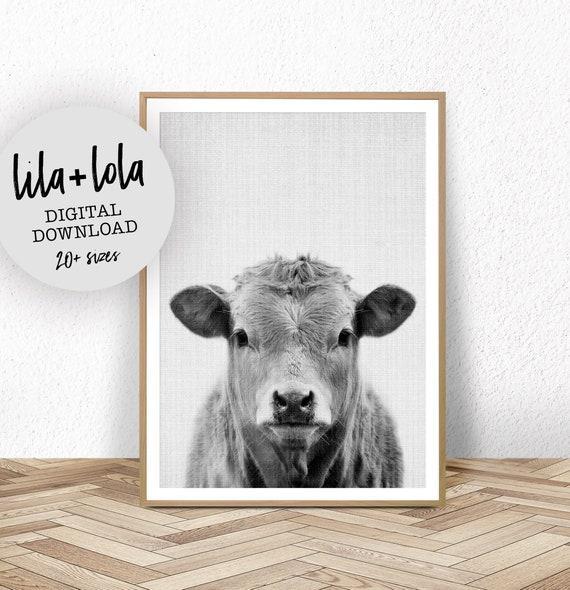 Cow Print - Digital Download
