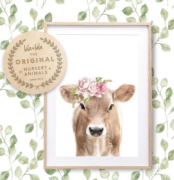 Floral Calf Print - Digital Download