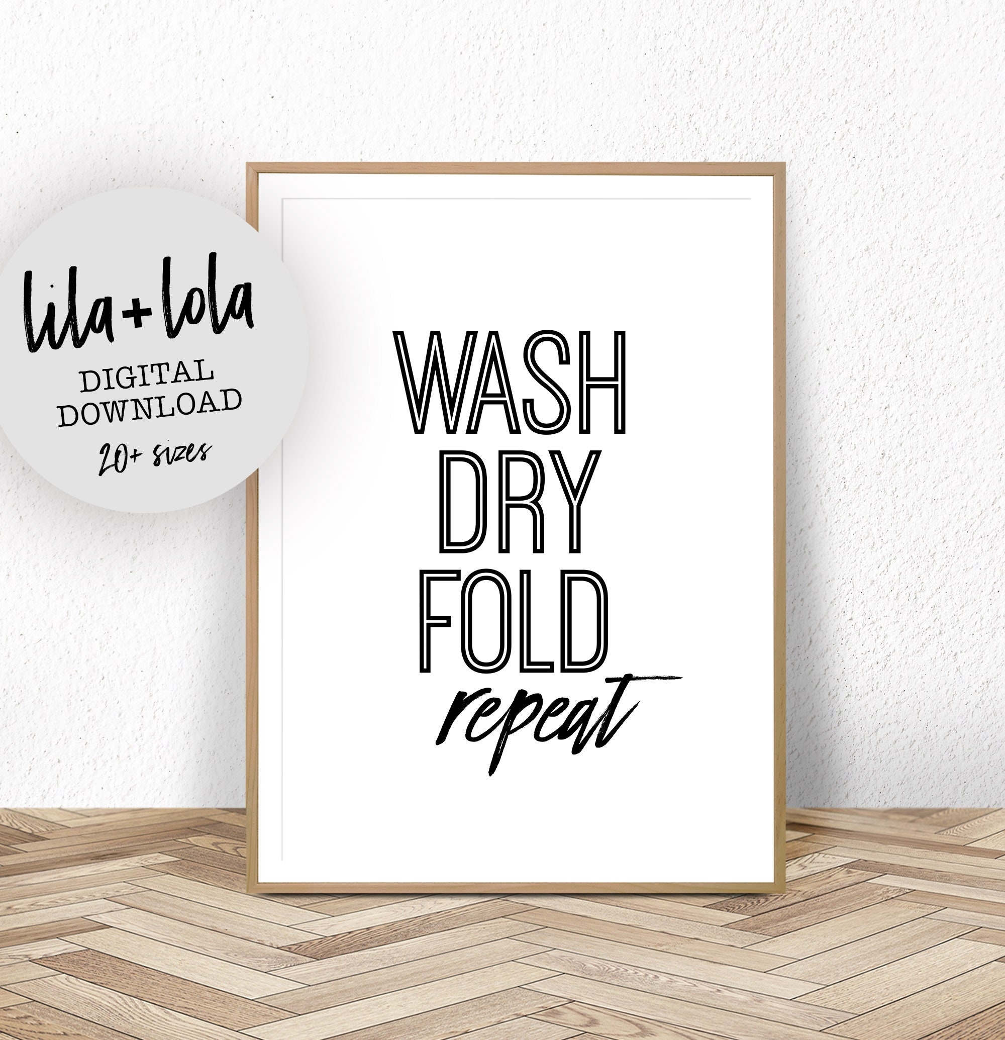 Laundry Room Sign Laundry Room Decor Laundry Room Art