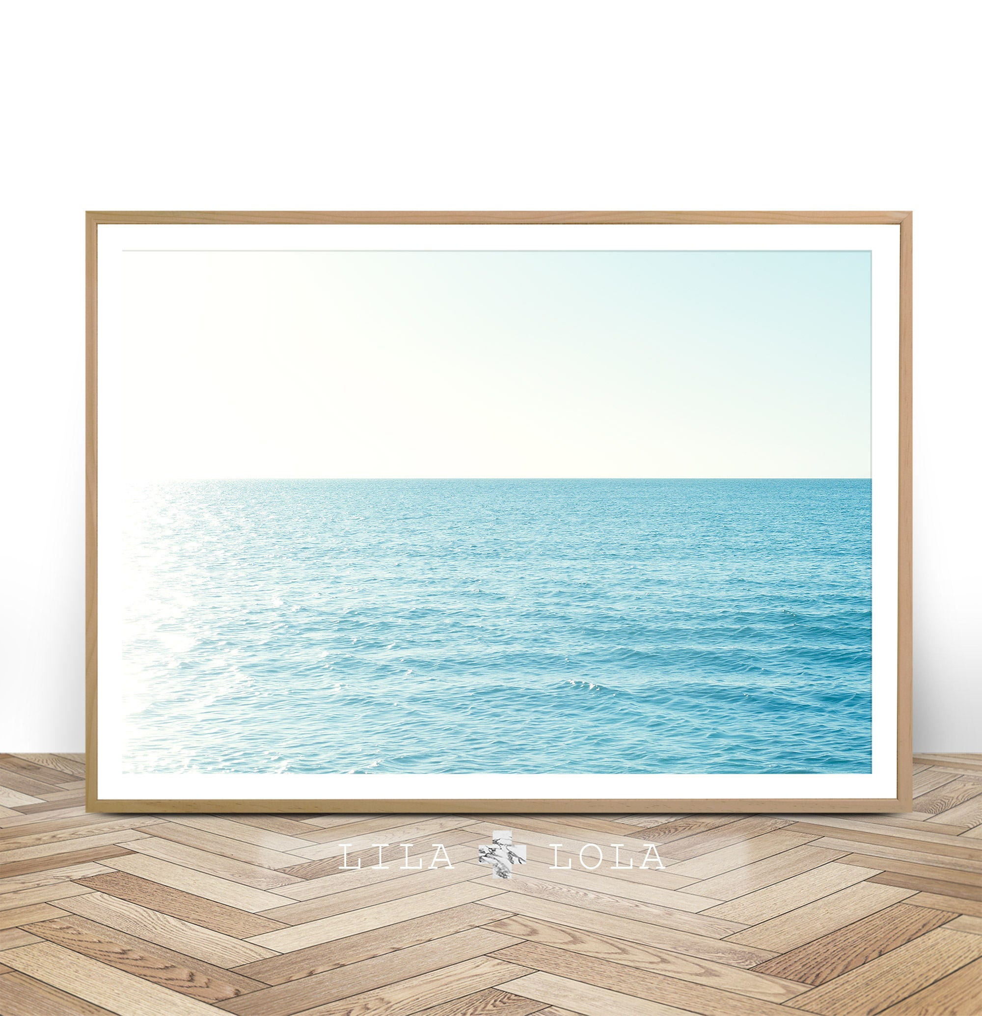 image about Ocean Printable titled Seashore Wall Artwork, Ocean Pictures, Impressive Beach front Print