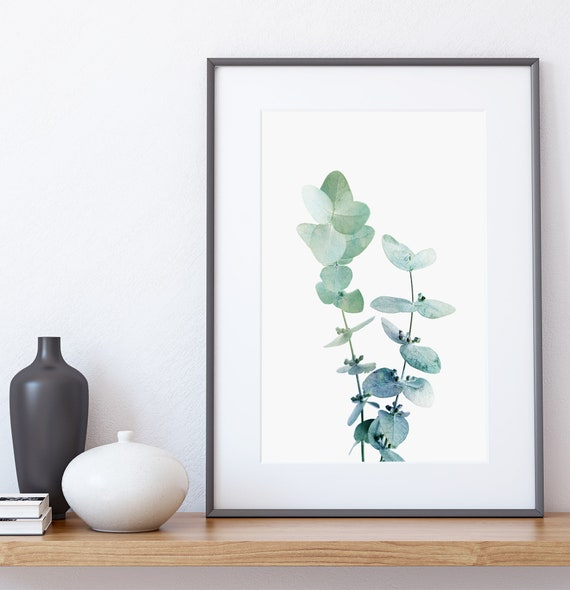 Eucalyptus Leaf Print - Digital Download