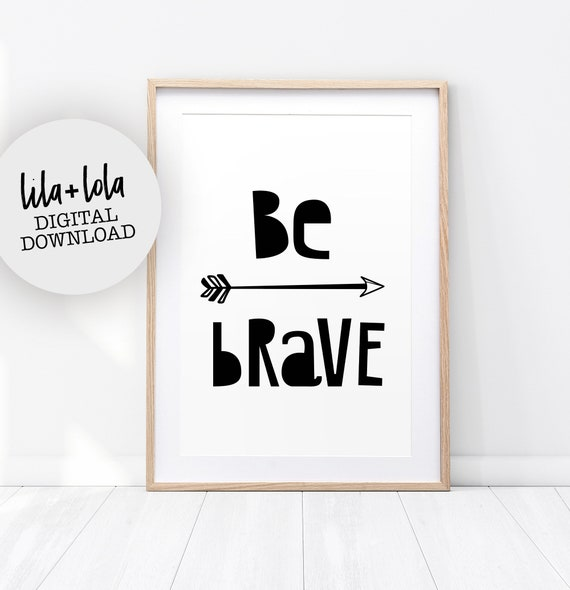 Be Brave - Digital Download