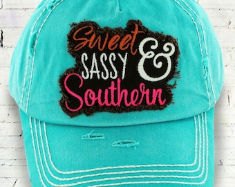 6380beea56d sweet sassy and southern hat