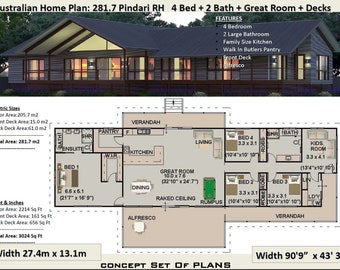 1 Bedroom House Plan 2 32x40 Floor Plan 1280sqft House Plan ... on