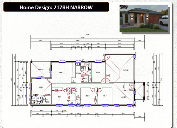 217 m2 | Narrow Block Home | 5 Bedrooms + 2 Bath + 2 Car House Plans Narrow Block Home Designs on nice block homes, modern block homes, green block homes, double block homes, small block homes, tall block homes, cheap block homes, brown block homes, pretty block homes, old block homes, solid block homes, large block homes,