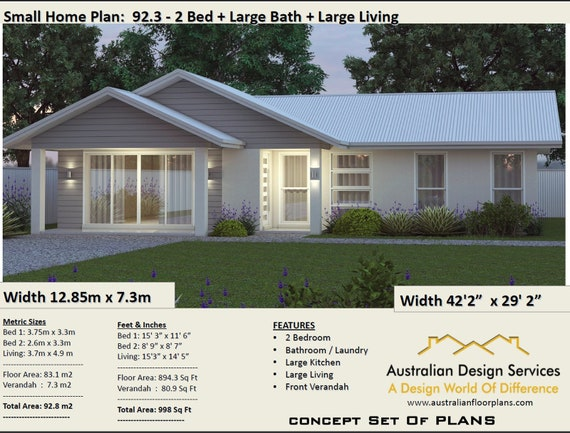 House Plans Australia, Small House Plans, 2 Bedroom House Plan, 2 Bedroom on house blueprints, house foundation, house types, house styles, house rendering, house layout, house framing, house structure, house maps, house clip art, house painting, house building, house drawings, house construction, house design, house exterior, house elevations, house plants, house models, house roof,
