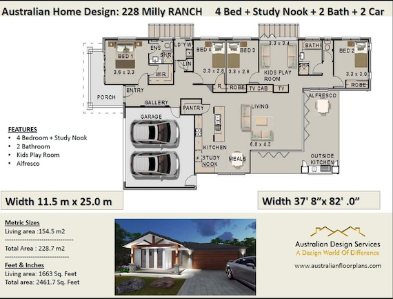 228 m2 |5 Bedrooms or 4 Bed + study | Ranch Style | #New modern house Ranch Floor Plan Modern Home Designs on shipping container home floor plans, contemporary home designs floor plans, modern ranch homes design, shotgun house floor plans, modern ranch style homes, popular ranch style house plans, modern ranch design with pool, modern loft homes floor plans, modern rustic homes floor plans, open ranch floor plans, contemporary ranch floor plans, modern ranch homes kitchens, modern california ranch style house, modern bungalow house plans, modern contemporary house plans, dog trot house floor plans, modern house plans and designs,