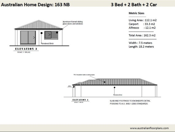 House Plans 163 m2 | 3 bedroom + Carport | 3 Bed Room house plans | on home roof ideas, home tennis court ideas, home shop ideas, home storage ideas, home gazebo ideas, home covered parking ideas, home pantry ideas, home depot carport kits, home chimney ideas, home bbq ideas, home loft ideas, home attached carports, home shed ideas, home awning ideas, home elevator ideas, home heating ideas, home driveway ideas, home portico ideas, home fireplace ideas, home garage ideas,