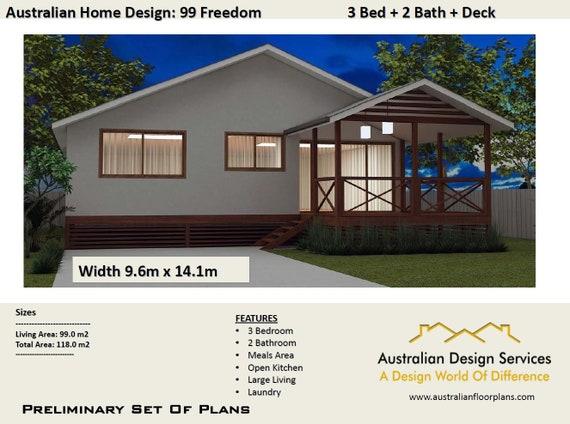 3 Bedrooms For Sale Set Plans
