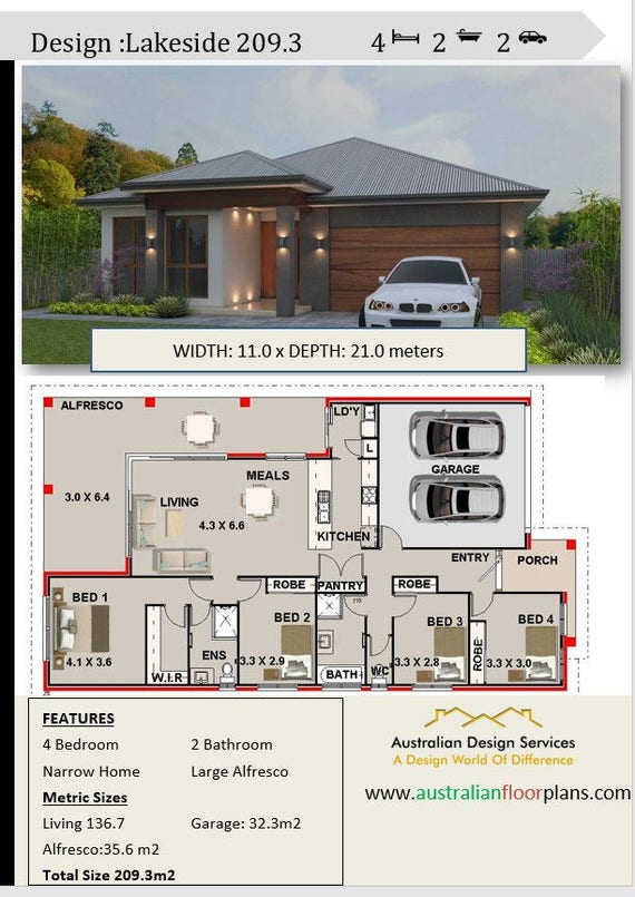 209 m2 |4 Bedroom house plan For Sale | home plans | Lakeside design Lakeside House Plans on lake chalet home plans, swiss cabin plans, lakeside cottage interiors, lakeside house drawings, lakeside house interiors, southern cottage floor plans, large southern home floor plans, lakeside cabin plans, lakeview home plans,