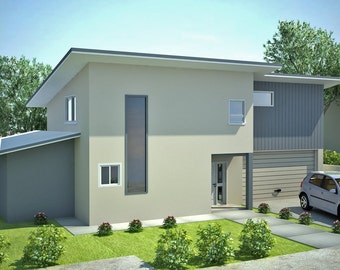 213 m2 | 3 Bed + Study Nook Townhouse design | 3 Bedroom Townhouse design | 3 Bedroom duplex | modern Townhouse design| townhouse plans