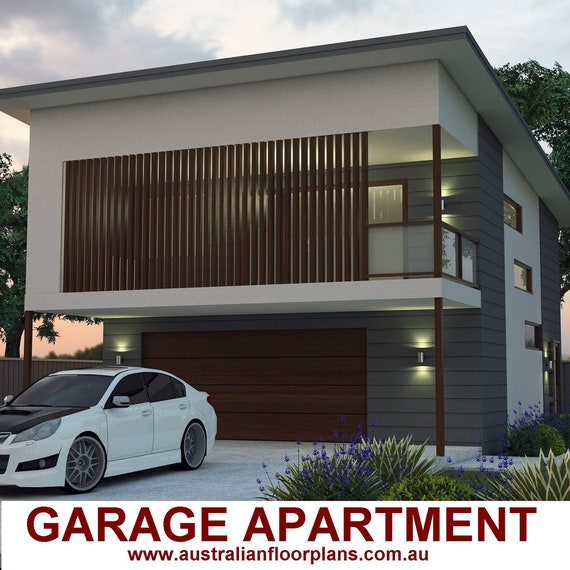 Garage Apartment | 2 Bedroom house plan no- 149.3 Living Area 65.1 m2 | 701  sq foot | carriage house | Concept House Plans For Sale