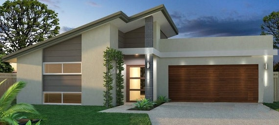 220 m2 |4 Bed Narrow Lot House Plan|Narrow Lot |Home Design | -floor Narrow Concrete Home Design Plans on narrow kitchen designs, narrow bathrooms designs, narrow house designs, narrow house floor plans 60x30, narrow lot house plans,
