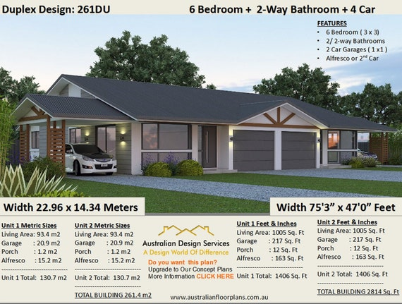Best Selling Duplex Plans Duplex House Plans Modern House Plans Duplex Designs Floor Plans Duplex Home Designs