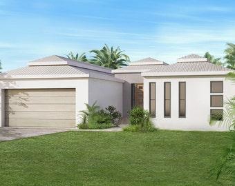411m2 | 5 Bed+Flat | 4 plus study  Home design | 5 bed Home  home plans | Modern 5 bedroom Home Plans | 5 bedroom blueprint | 5 bed plans