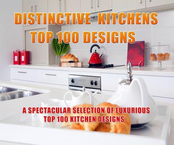 Kitchen Design Book Kitchen Decor Kitchen Ideas Etsy