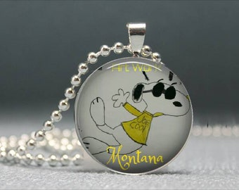 Custom Child's Artwork Pendant Necklace