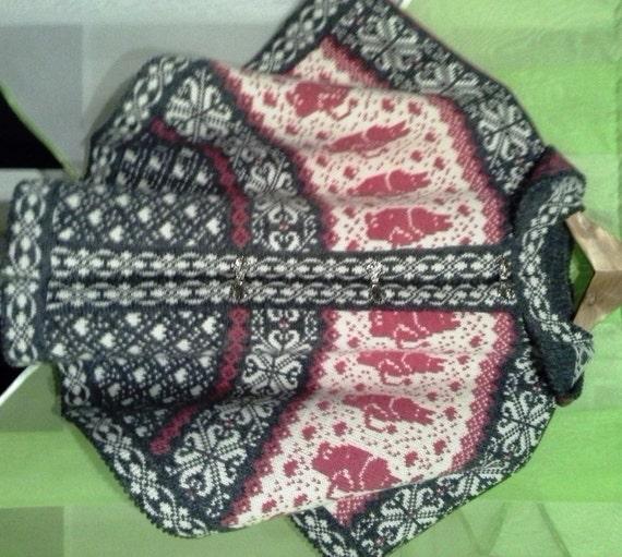14c2ca918a30 baby knit ponchosbaby wool poncho knitted poncho. stylish