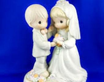 Precious Moments Wedding Keepsake Album Gift Party Favors Decoration PM