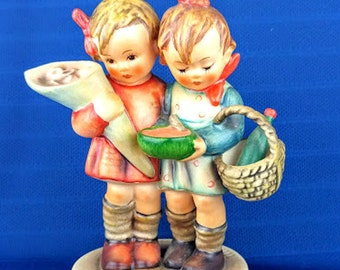 Going To Grandmas Hummel Figurine